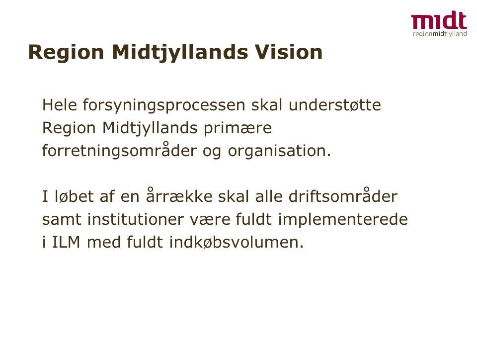 Region Midtjyllands Vision