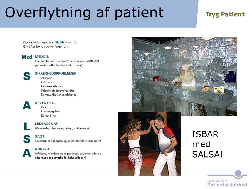 Overflytning af patient