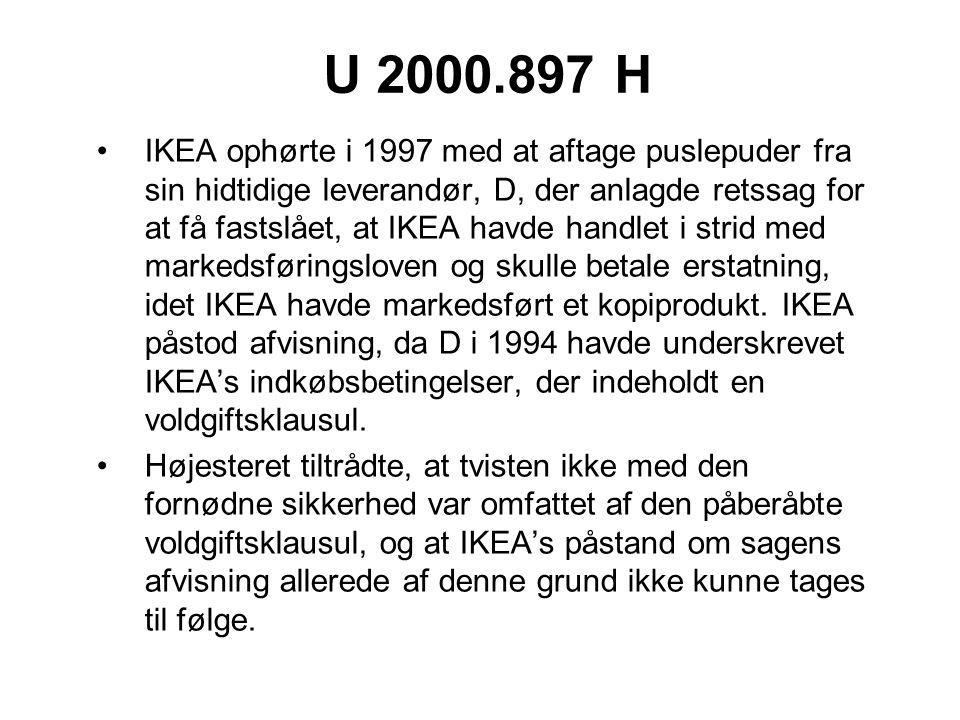 U 2000.897 H