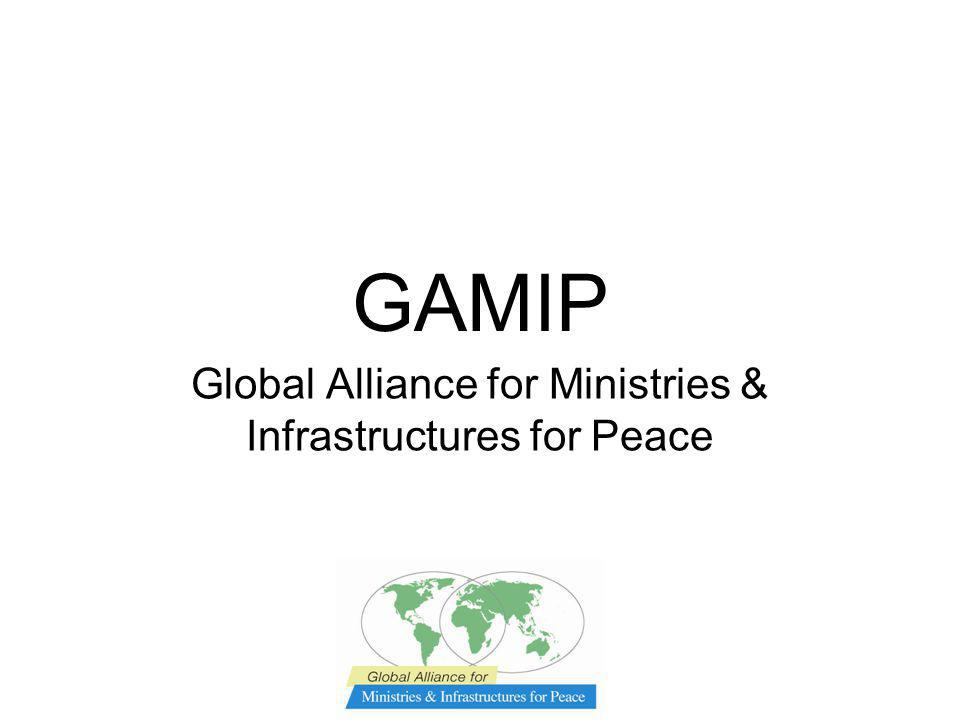Global Alliance for Ministries & Infrastructures for Peace