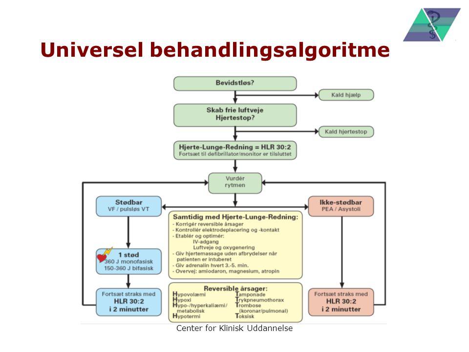 Universel behandlingsalgoritme