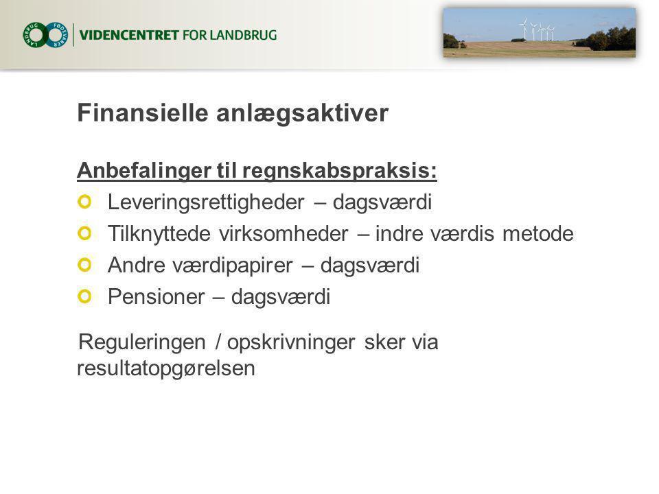 Finansielle anlægsaktiver