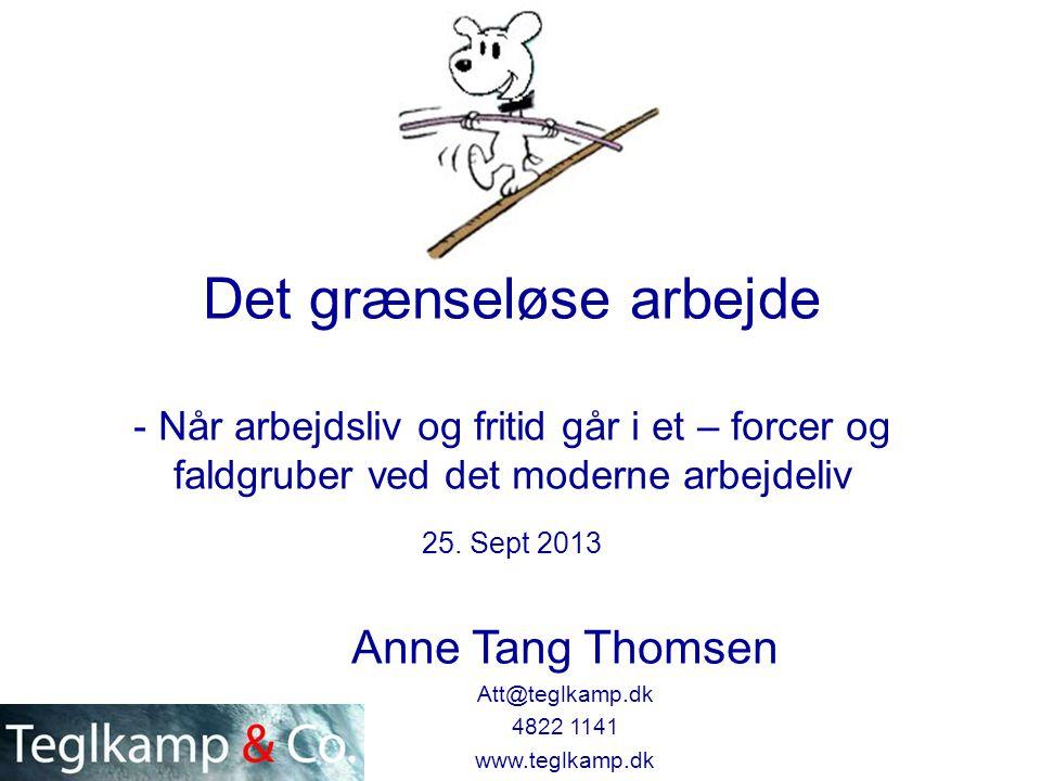 Anne Tang Thomsen Att@teglkamp.dk 4822 1141 www.teglkamp.dk