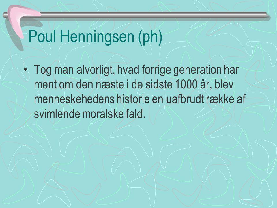 Poul Henningsen (ph)
