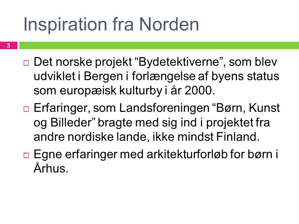 Inspiration fra Norden