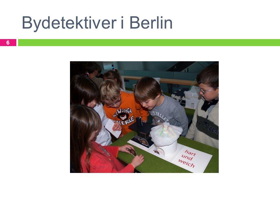 Bydetektiver i Berlin 6