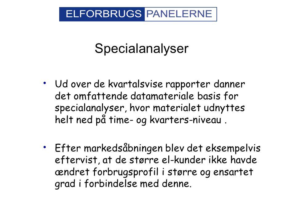 Specialanalyser