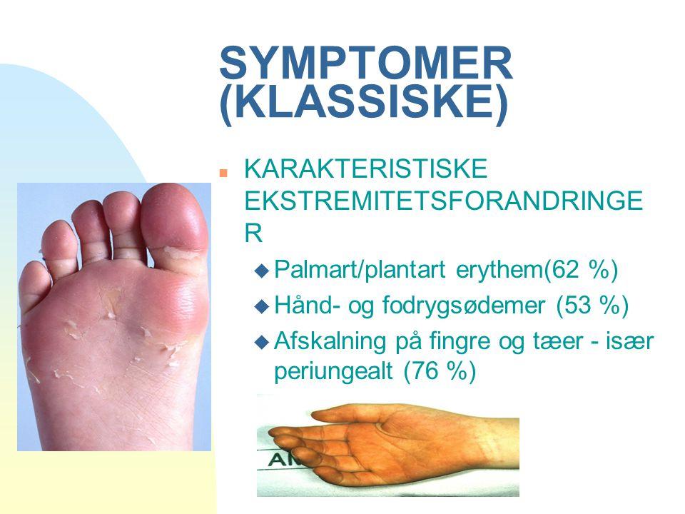 SYMPTOMER (KLASSISKE)