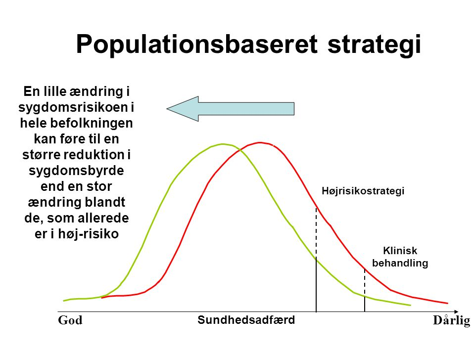 Populationsbaseret strategi