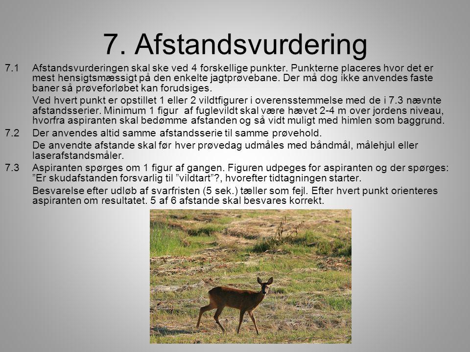 7. Afstandsvurdering