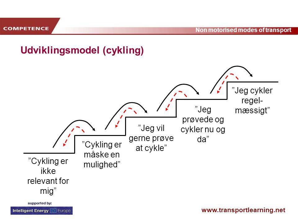 Udviklingsmodel (cykling)