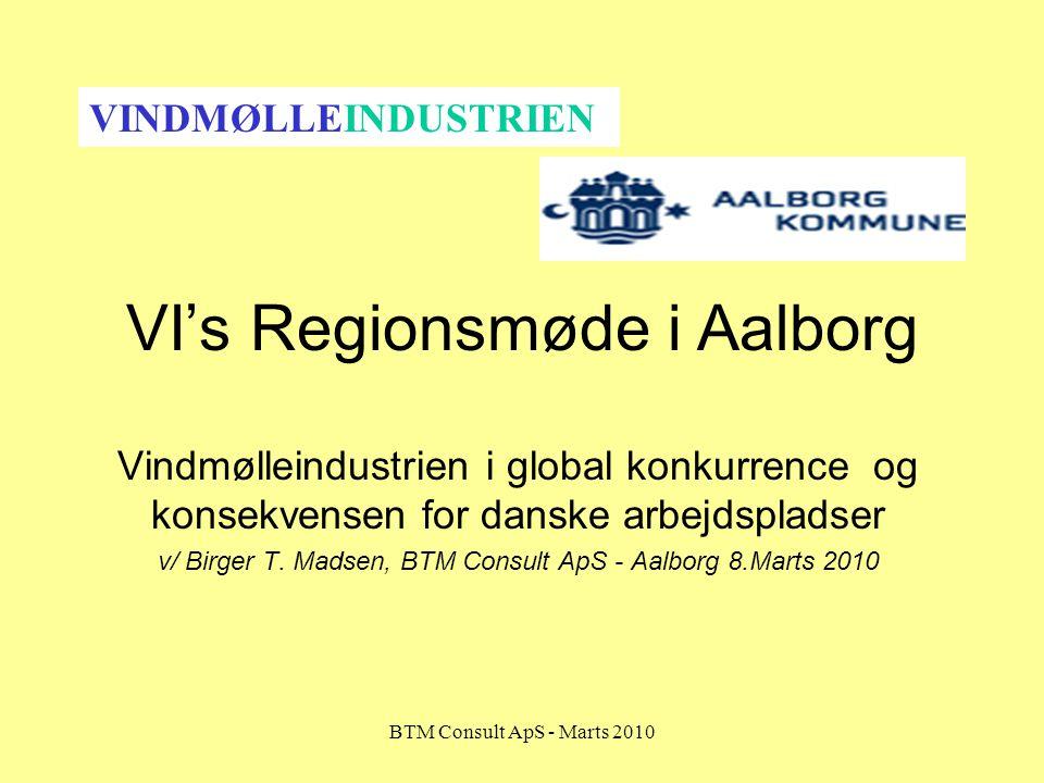 VI's Regionsmøde i Aalborg