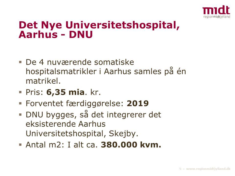 Det Nye Universitetshospital, Aarhus - DNU