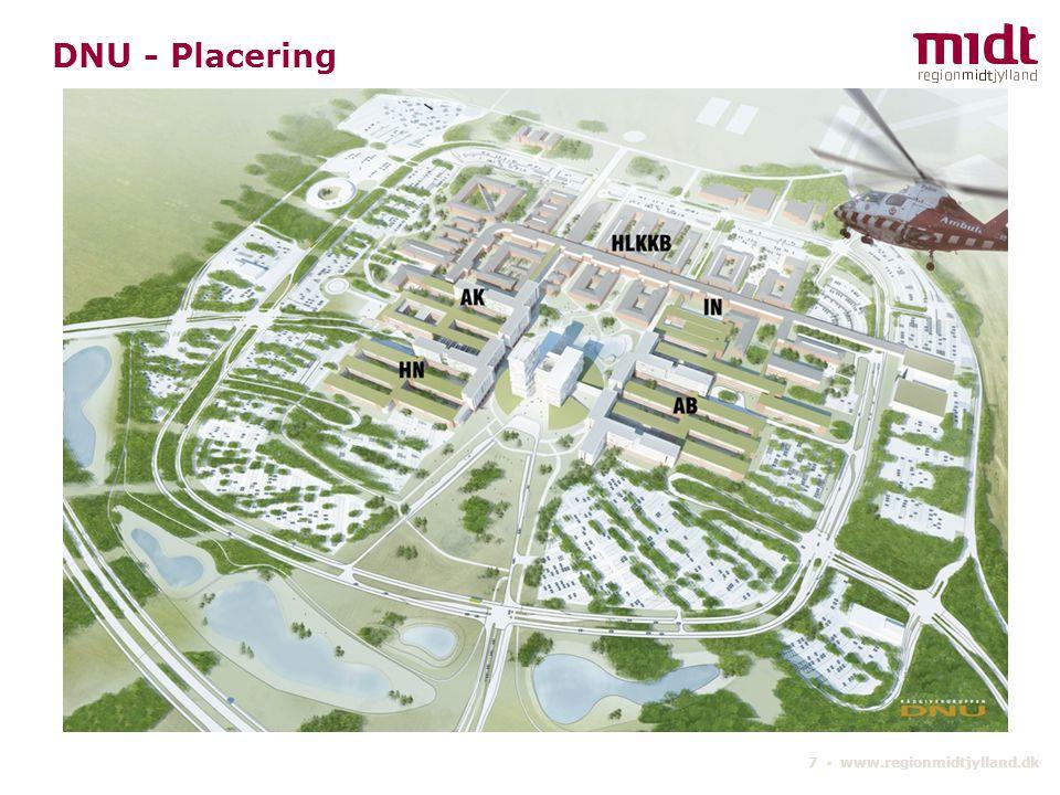 DNU - Placering 7 ▪ www.regionmidtjylland.dk