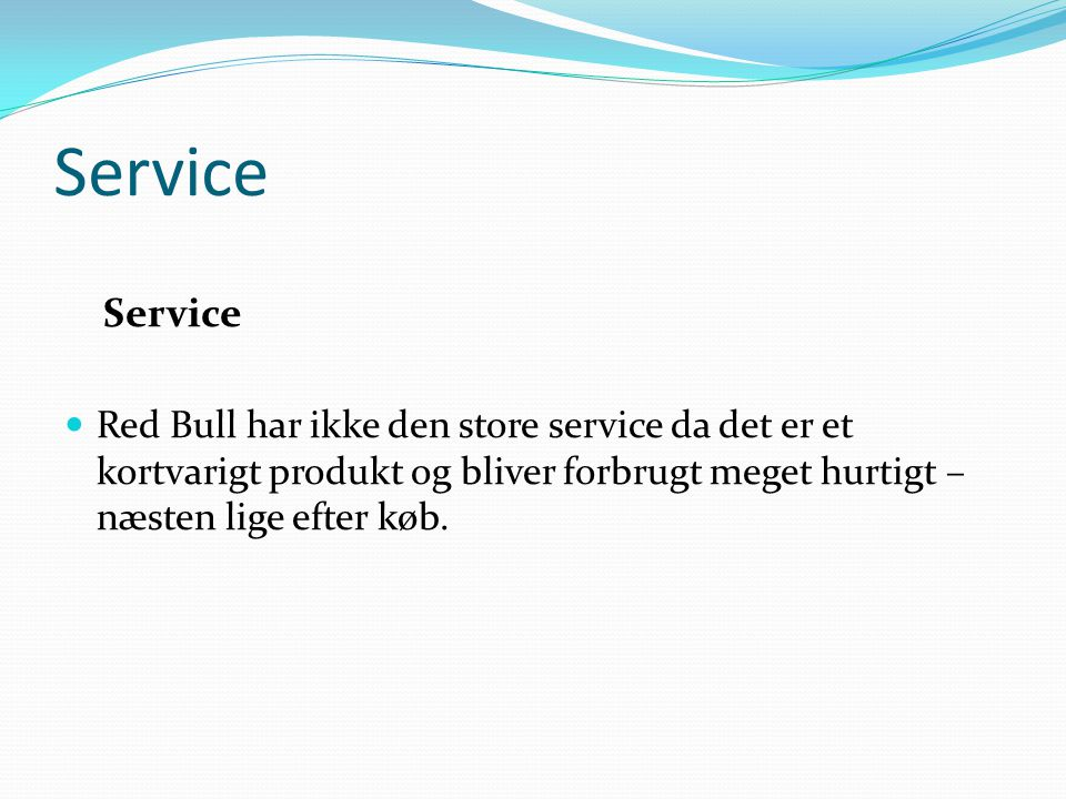 Service Service.