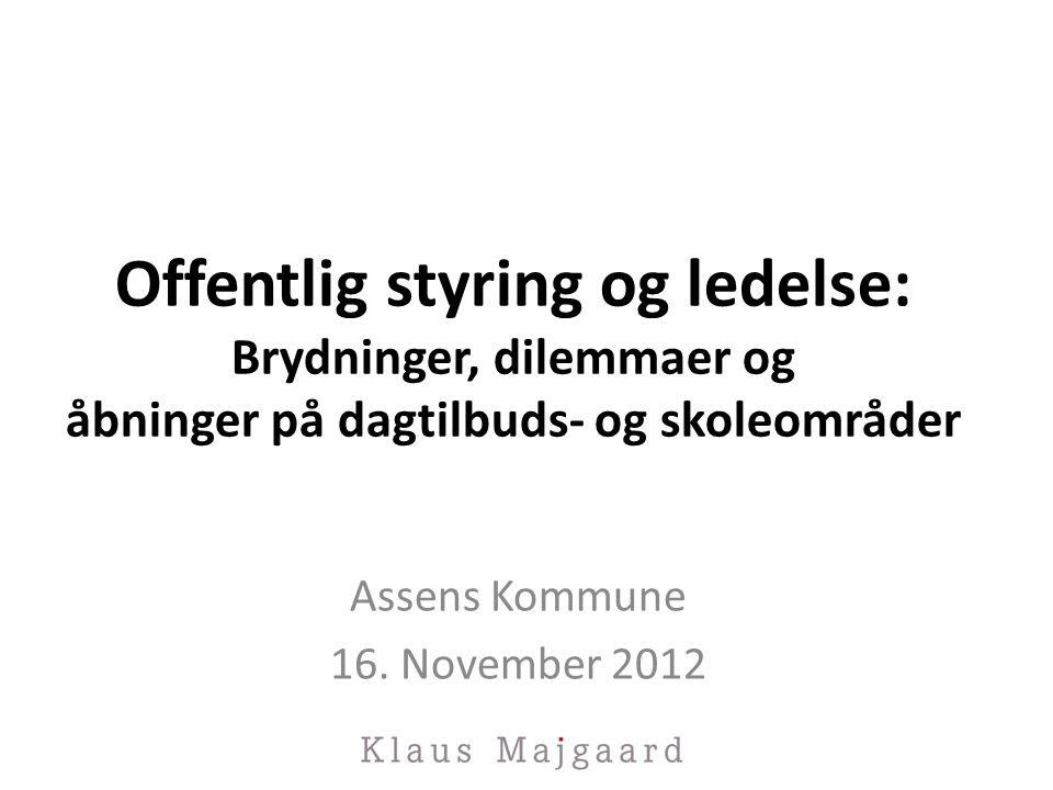 Assens Kommune 16. November 2012