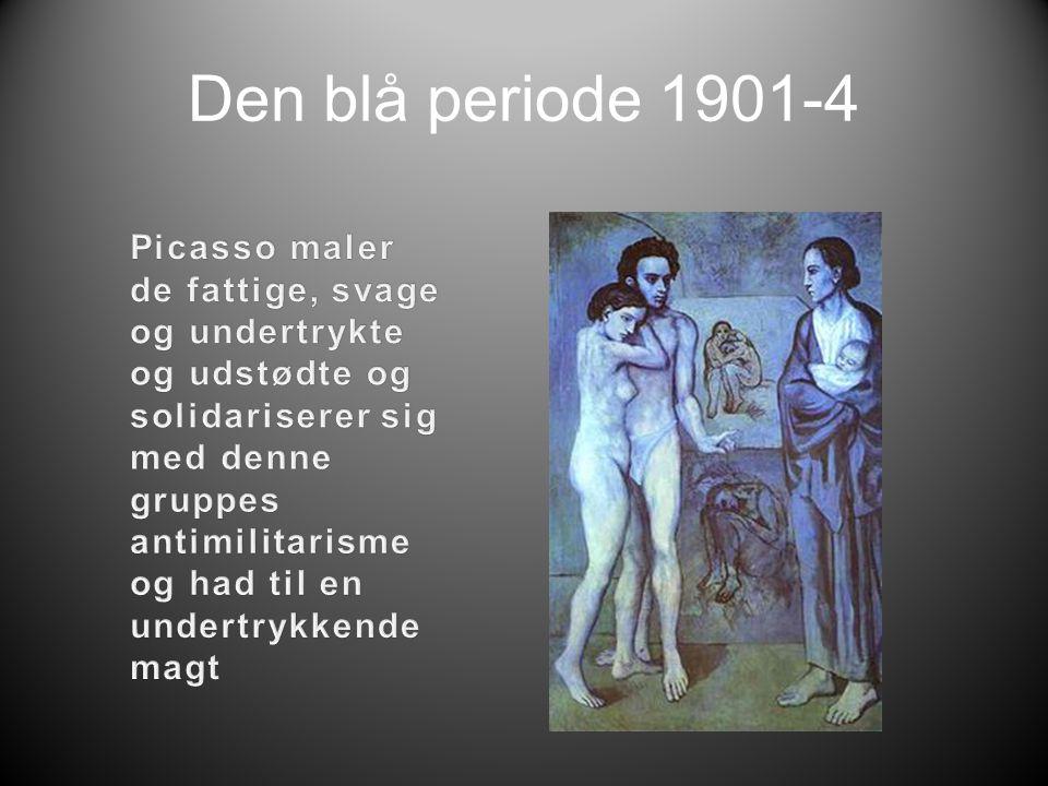 Den blå periode 1901-4