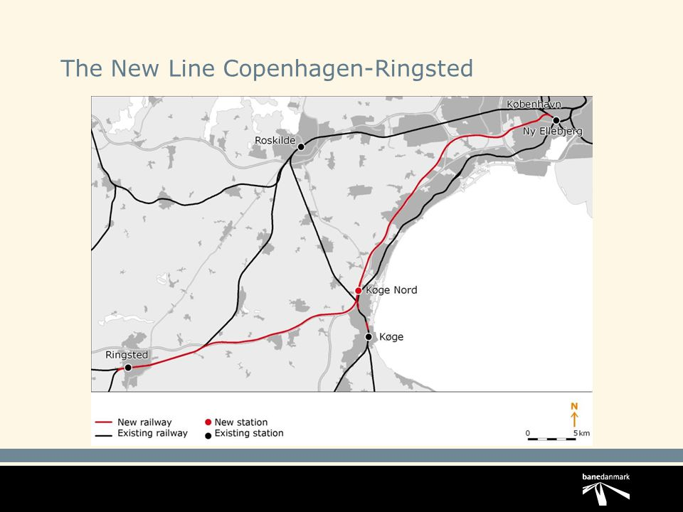 The New Line Copenhagen-Ringsted
