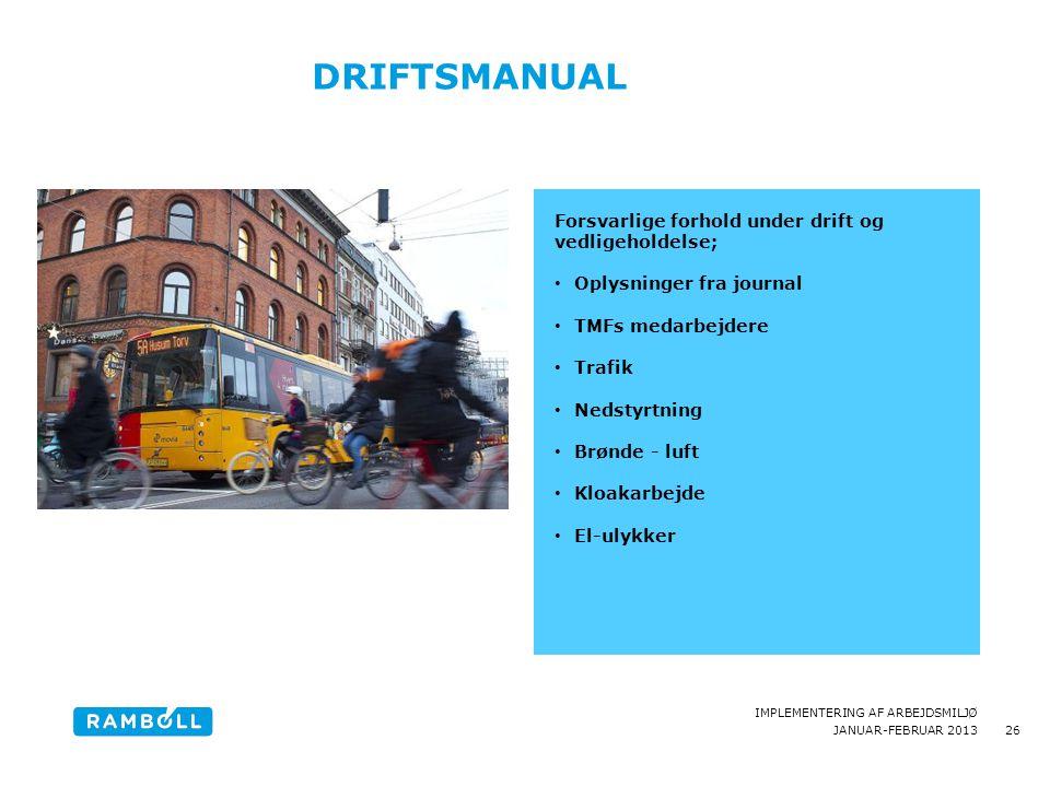Driftsmanual Light grey fact box