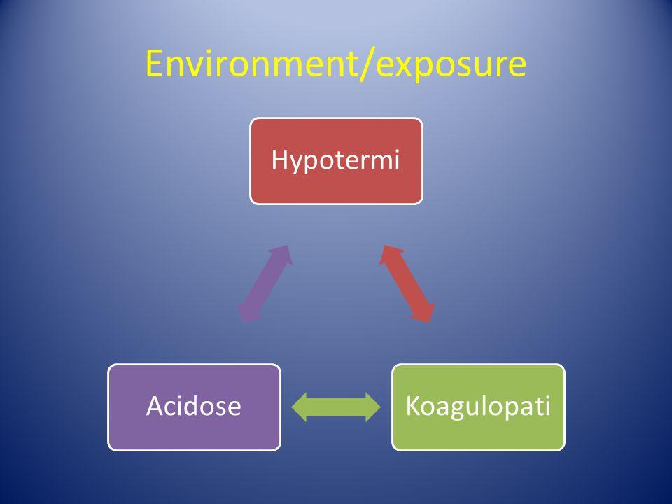 Environment/exposure