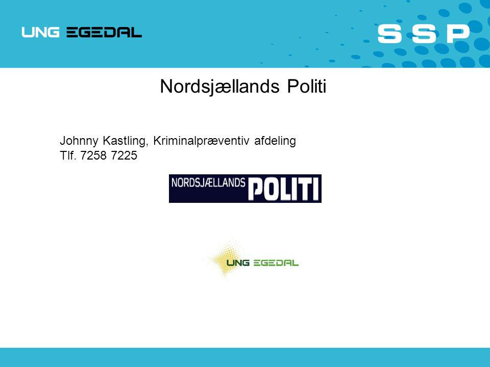 Nordsjællands Politi Johnny Kastling, Kriminalpræventiv afdeling
