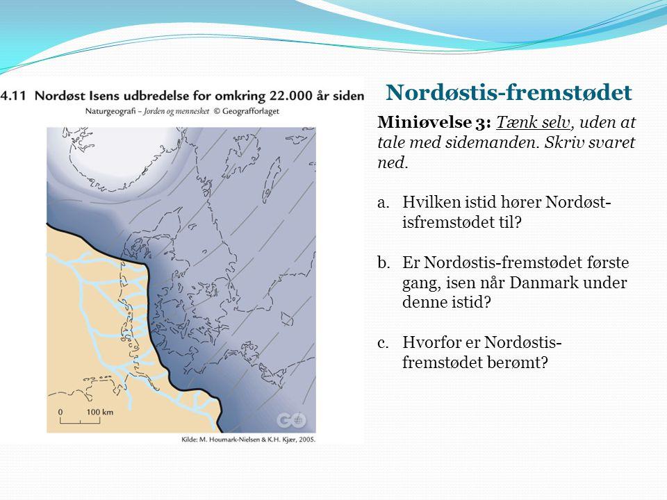 Nordøstis-fremstødet