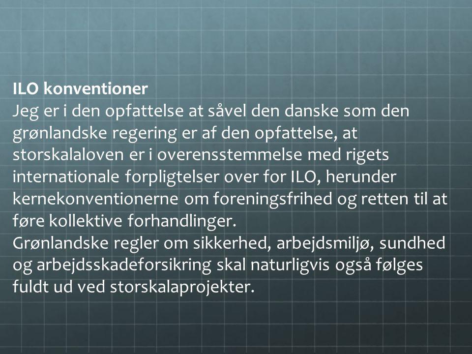 ILO konventioner