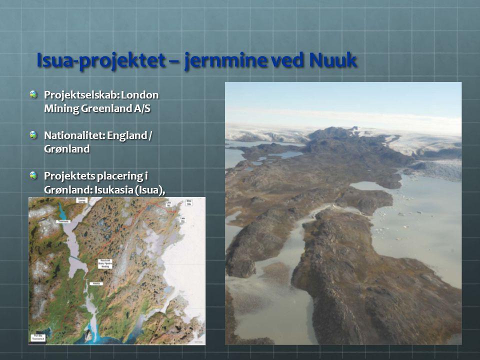 Isua-projektet – jernmine ved Nuuk