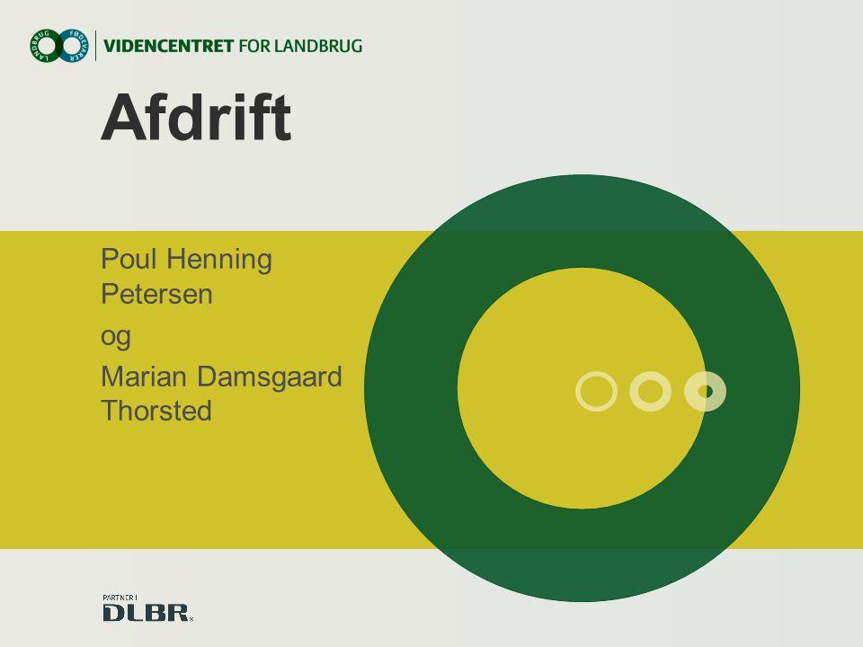 Poul Henning Petersen og Marian Damsgaard Thorsted