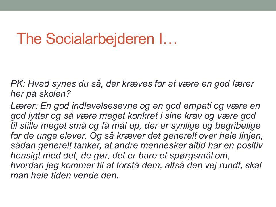 The Socialarbejderen I…