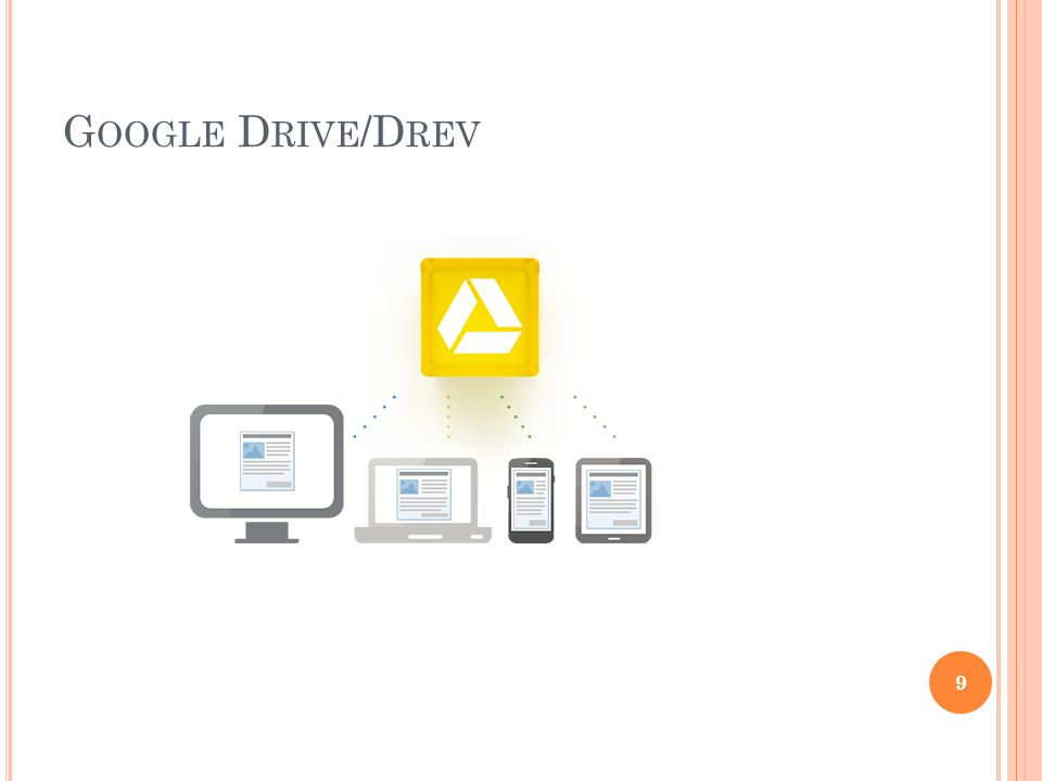Google Drive/Drev