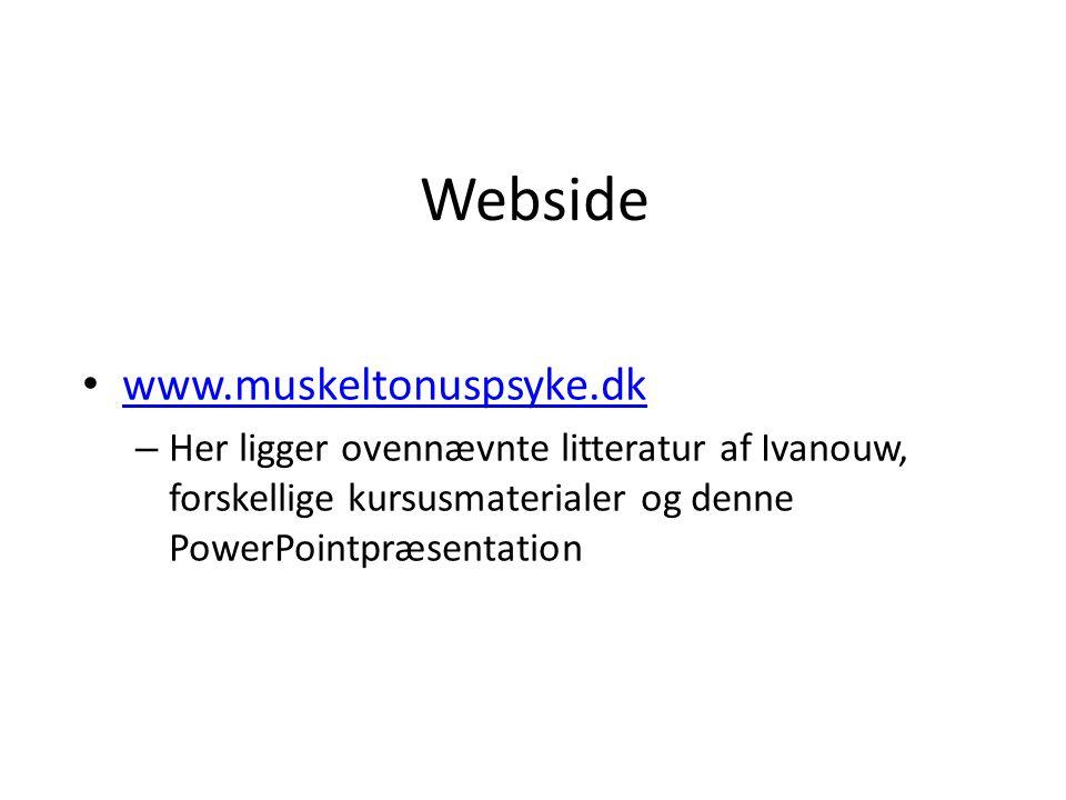 Webside www.muskeltonuspsyke.dk