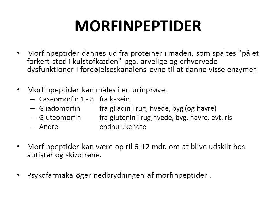 MORFINPEPTIDER