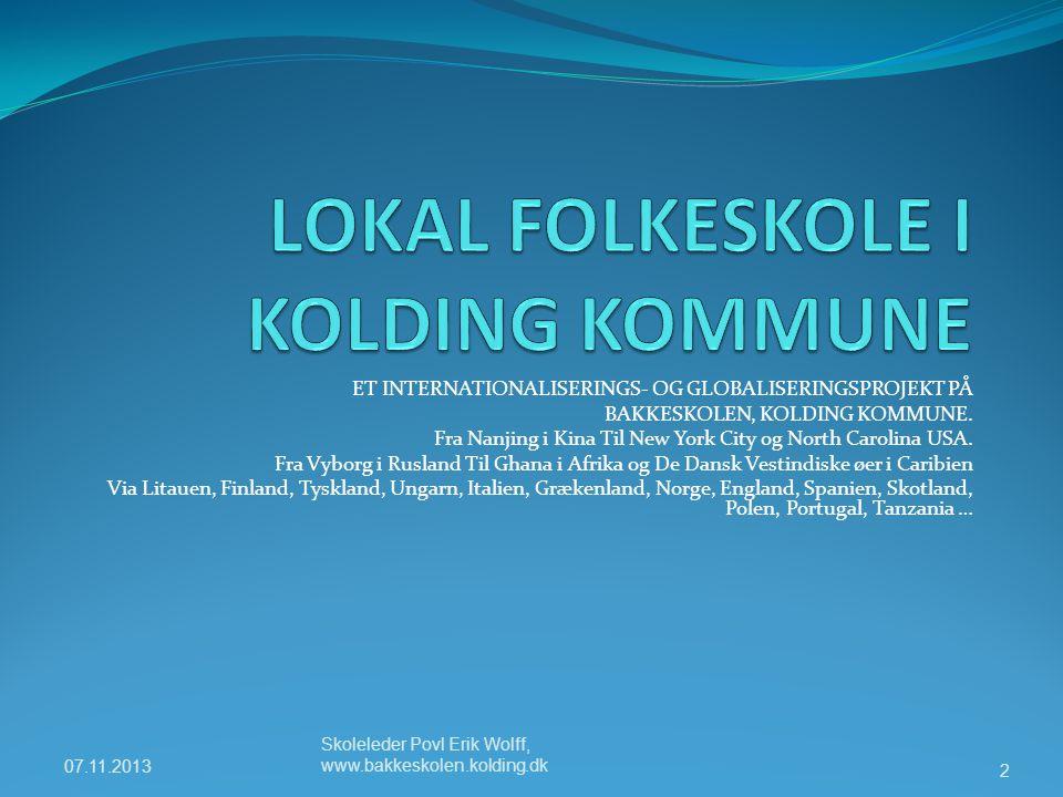 LOKAL FOLKESKOLE I KOLDING KOMMUNE