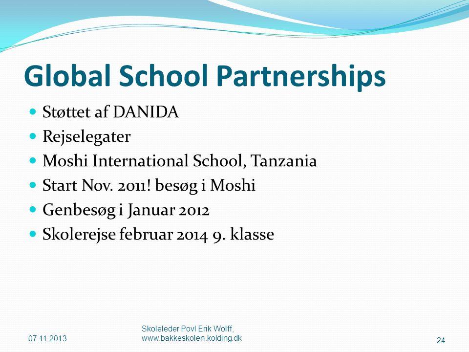Global School Partnerships