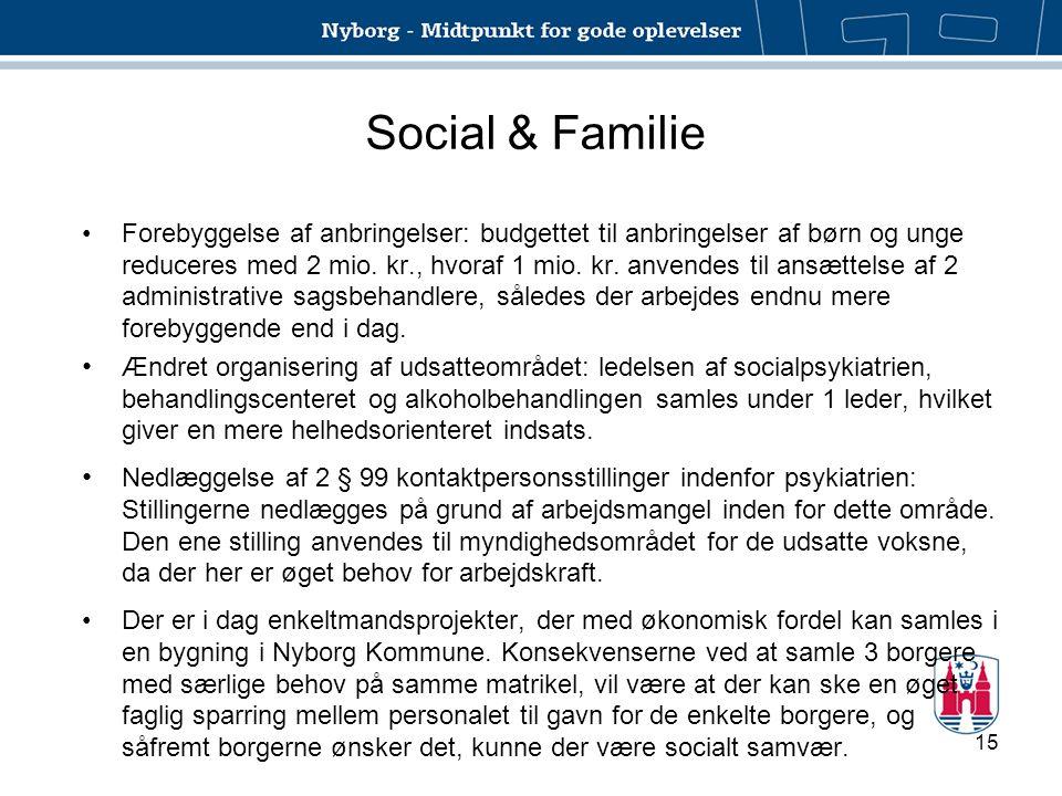 Social & Familie