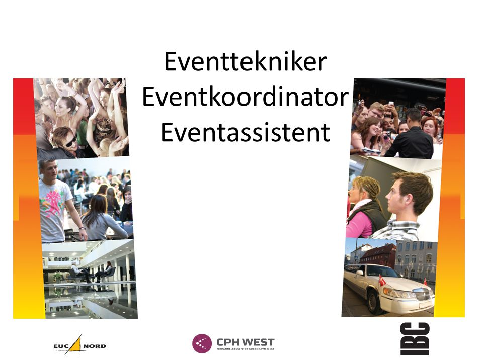 Eventkoordinator Eventassistent