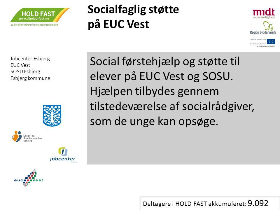 Socialfaglig støtte på EUC Vest