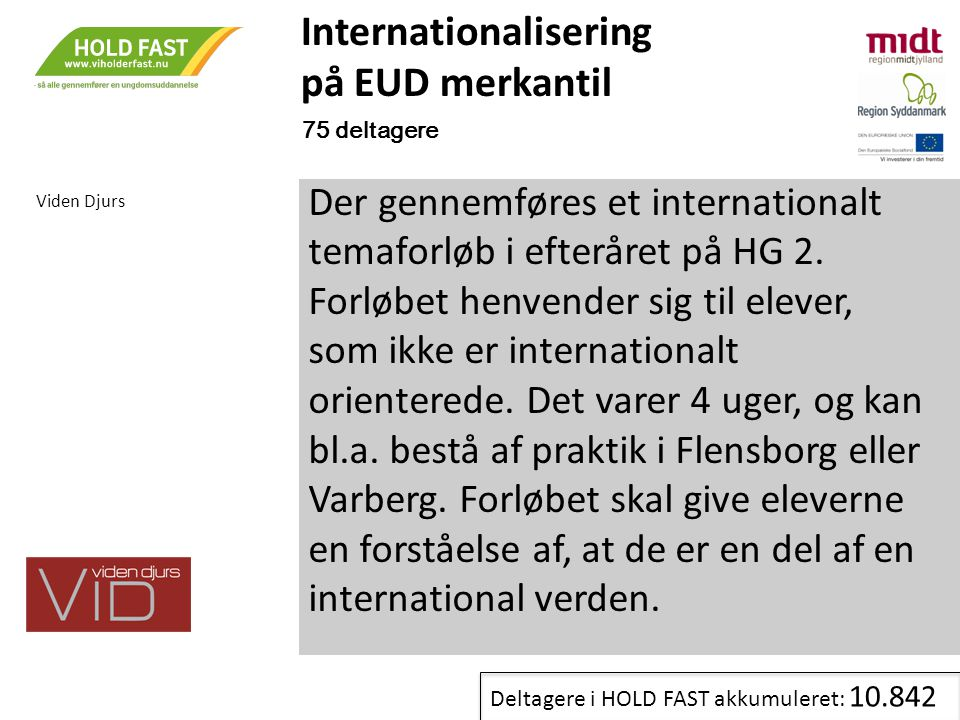 Internationalisering på EUD merkantil