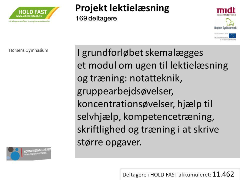Projekt lektielæsning