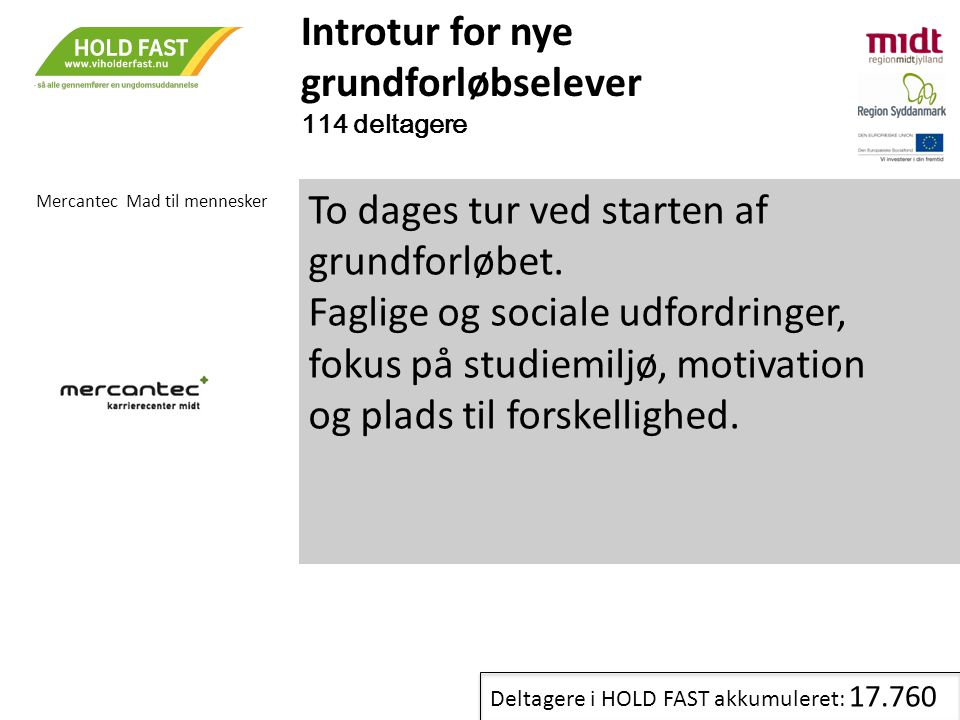 Introtur for nye grundforløbselever