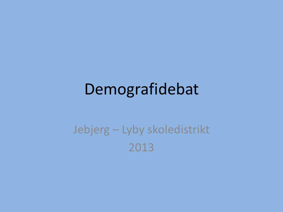 Jebjerg – Lyby skoledistrikt 2013