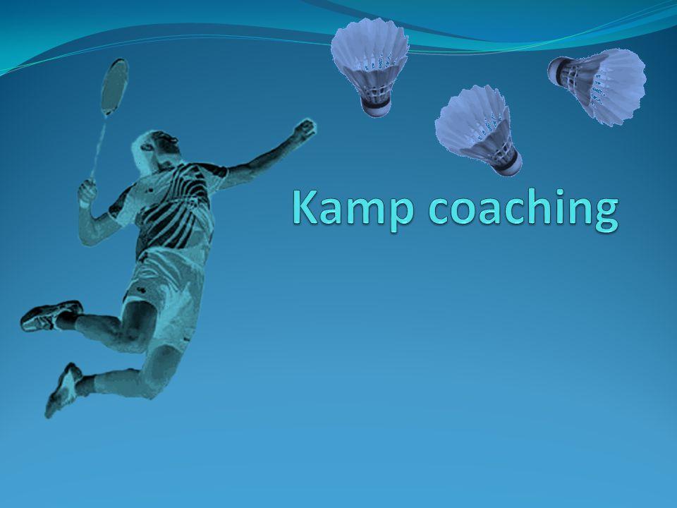 Kamp coaching