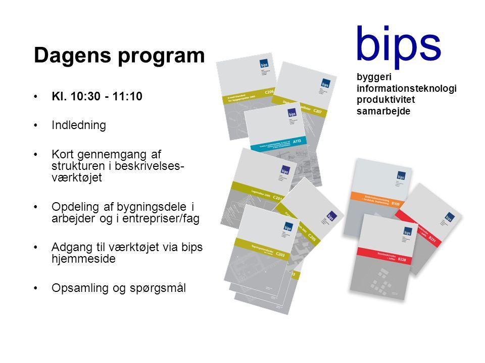 bips byggeri informationsteknologi produktivitet samarbejde