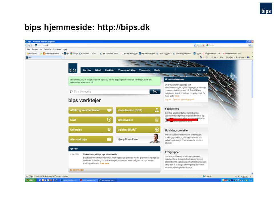 bips hjemmeside: http://bips.dk