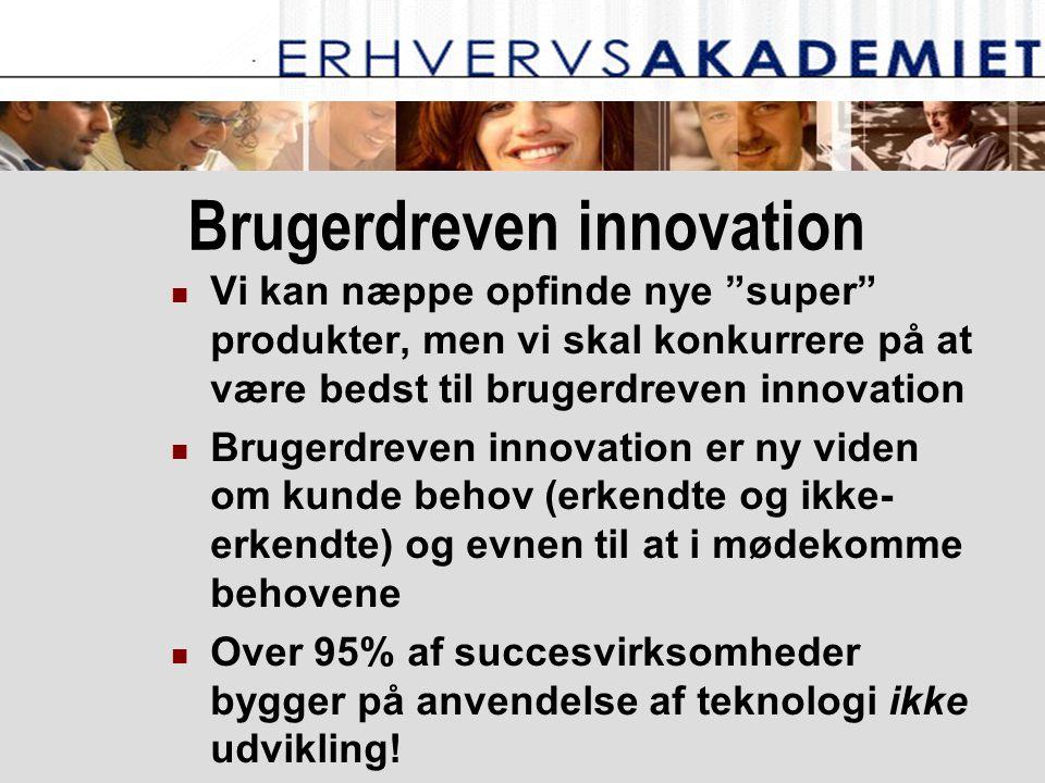 Brugerdreven innovation