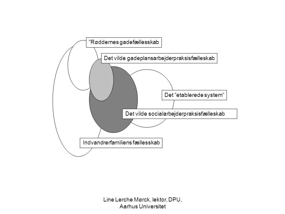 Line Lerche Mørck, lektor, DPU, Aarhus Universitet