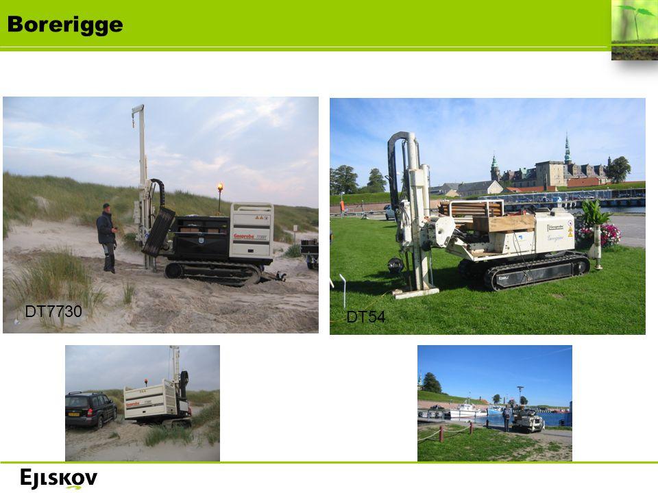 Borerigge DT7730 DT54
