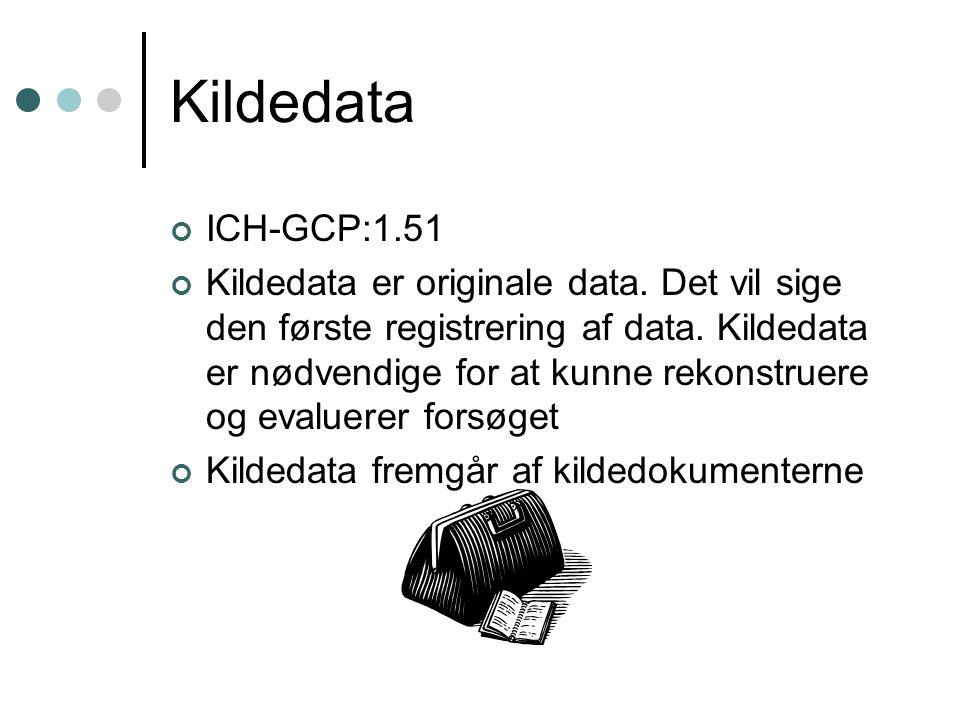 Kildedata ICH-GCP:1.51.
