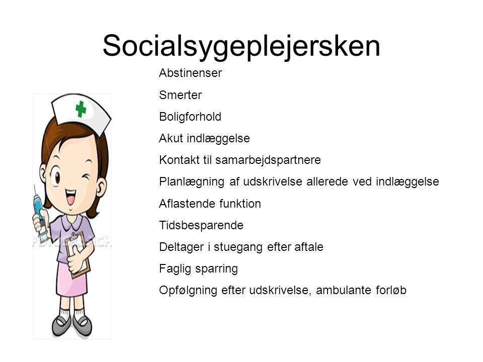 Socialsygeplejersken